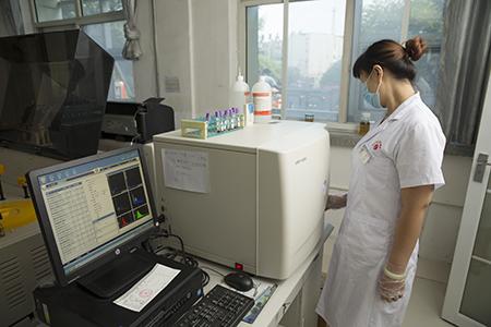 淋巴细胞亚群检测设备
